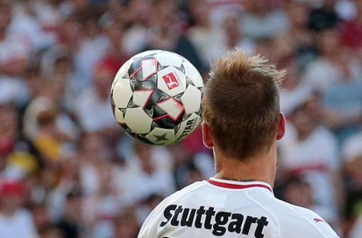 Die bFreitagsspiele /bder Bundesliga (20.30 Uhr) überträgt weiterhin exklusiv Eurosport. Im ZDF gibt es drei Spiele live zu sehen: jeweils das Eröffnungsspiel der Hin- und Rückrunde sowie das Freitagsspiel am 17. Spieltag. Der VfB bestreitet sein erstes Freitagsspiel am 21. September gegen Düsseldorf. Foto: Pressefoto Baumann