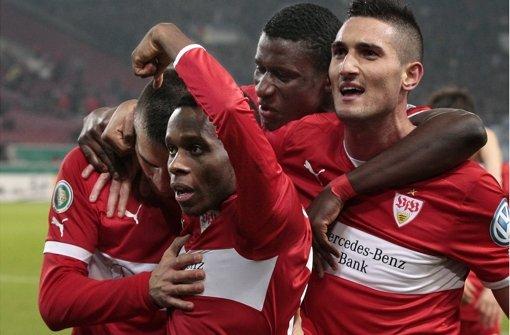 VfB träumt weiter vom  Pokalsieg