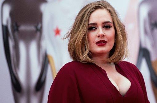 Adele lehnt Auftritt beim Super-Bowl ab