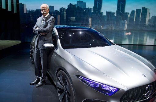 Daimler vergrößert Vorsprung auf BMW