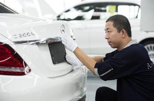 Chinesischer Investor für Daimler