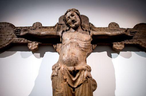 Das Kreuz und die Lederhose