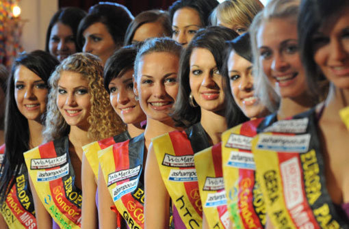 Miss Germany bleibt Traumtitel