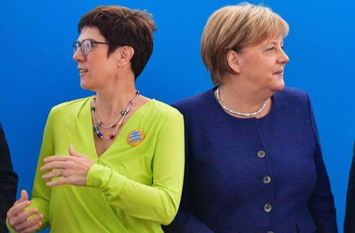 Merkels Macht ist erodiert