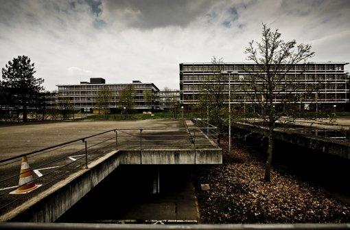 Kommt es doch noch zumindest interimsweise für ein Flüchtlingsquartier in Frage? Das ehemalige IBM-Gelände in Stuttgart-Vaihingen Foto: Lichtgut/Leif Piechowski