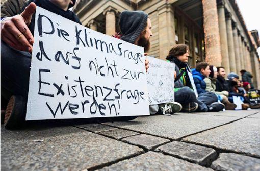 Schülerstreiks für den Klimaschutz – auch in Stuttgart