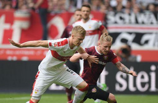 Liveticker: Der VfB spielt beim Club