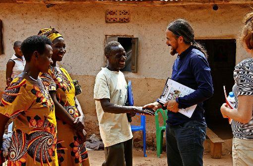 Entwicklungshilfe ohne Entwicklungshelfer