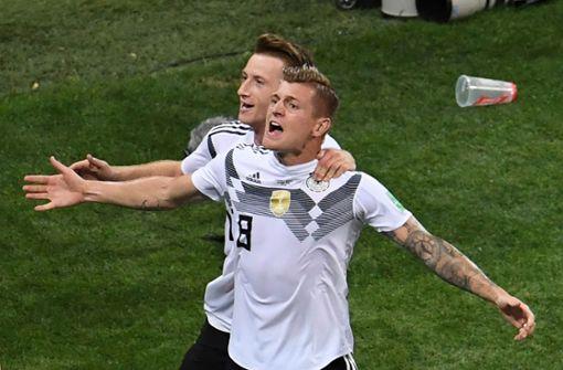 So zieht Deutschland ins Achtelfinale ein