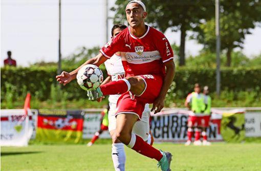 Nicht nur González gibt beim VfB Vollgas