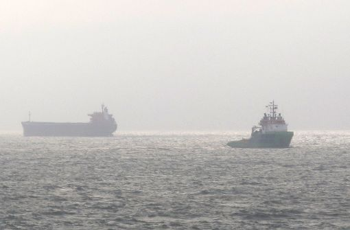 Havarierter Frachter vor Langeoog schwimmt wieder