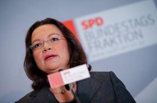SPD-Abgeordnete planen Tür-zu-Tür-Aktion