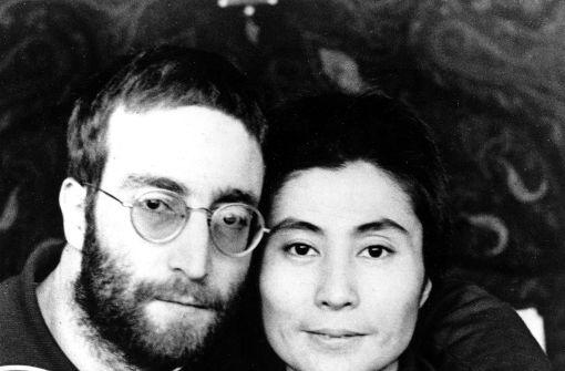 Polizei findet Lennons gestohlenen Nachlass