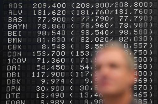 Dax profitiert von Wall-Street-Rekorden
