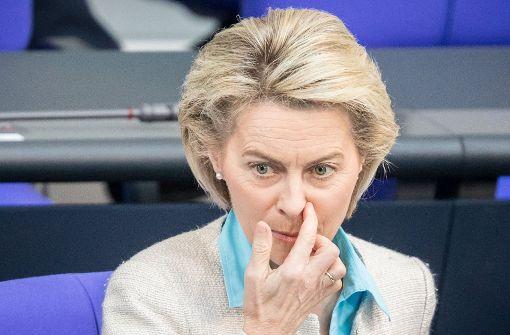 Ursula von der Leyen: Gescheitertes Ablenkungsmanöver ...
