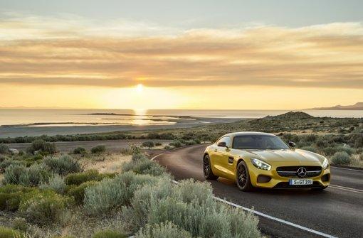Jetzt anschauen: Der neue Mercedes-AMG GT