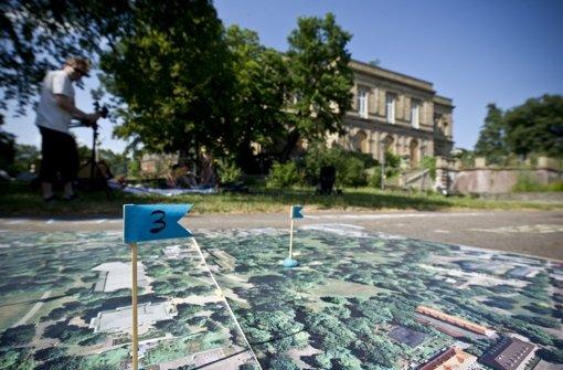 Bürger kämpfen um die Villa Berg