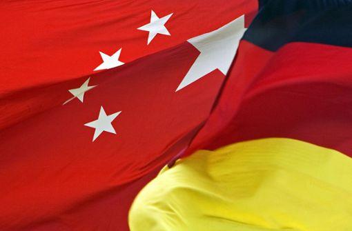 China kauft sich in deutsche Industrie ein