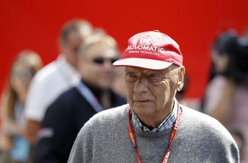 Wie steht es um Niki Lauda?