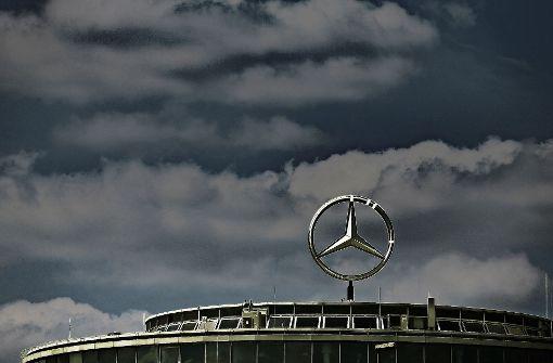 Daimler soll sich teilweise zurückgezogen haben