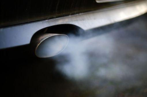Frankfurt muss ein Dieselfahrverbot einführen. Foto: dpa