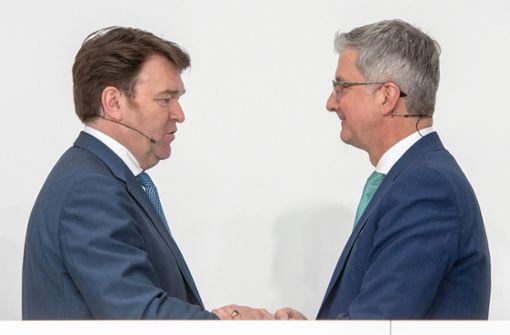 Audi-Chef nicht mehr zu halten