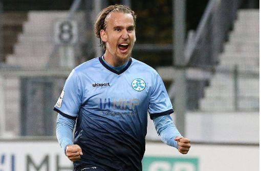 Endlich wieder drei Punkte für die Stuttgarter Kickers