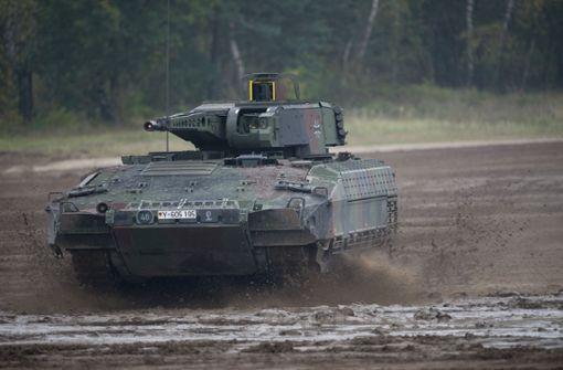 Bundeswehr büßt für Sünden der Vergangenheit