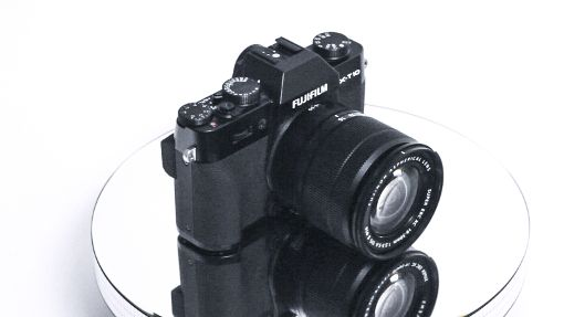 Fujifilm XT-10 - Videoansicht