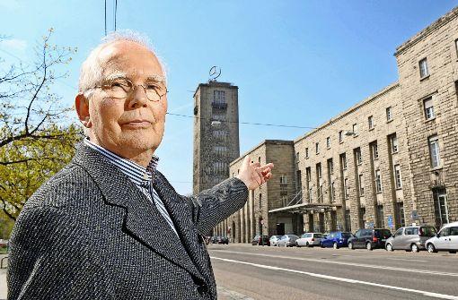 Bonatz-Enkel Dübbers sieht Urheberrecht verletzt