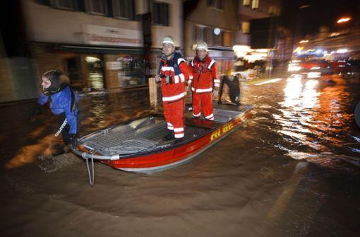 Land gibt viel Geld  für Schutz vor Hochwasser