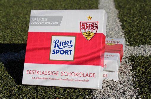 """""""Erstklassige"""" Produkte zum VfB-Aufstieg"""