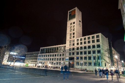 Auch in Stuttgart gehen am Samstag die Lichter aus