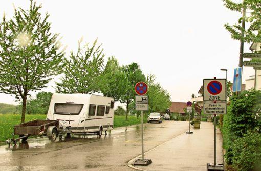 Anwohner bewerten die neuen Parkbuchten skeptisch