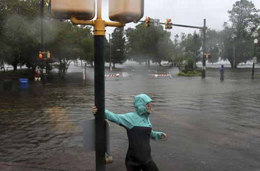 """""""Florence"""" fordert mehrere Todesopfer"""