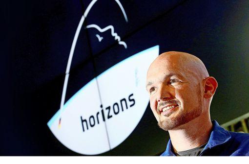 Astro-Alex: Auf zu neuen Horizonten