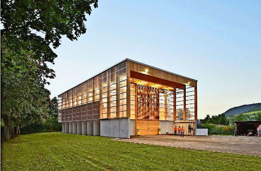 Die Geislinger Salzlagerhalle erfreut  sich mehrerer Auszeichnungen. Foto: RP Stuttgart