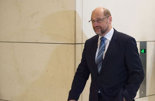 Schulz will auf Amt des Außenministers verzichten