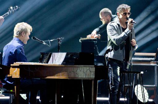 Gut 6000 Zuschauer kamen zu dem Konzert in der Schleyerhalle. Foto: Lichtgut - Oliver Willikonsky