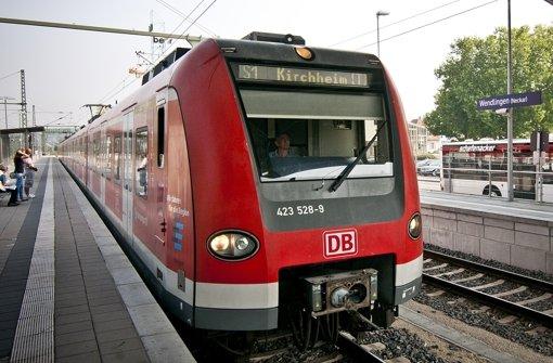 Rekordhaushalt: Eine Gute S-Bahn Kostet Viel Geld