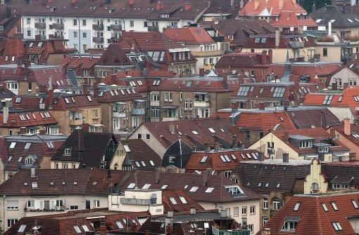 Stuttgarter haben die größten Wohnungen