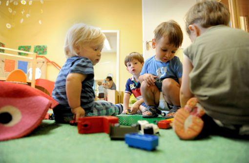 Baden-Württemberg hat in den Kitas die meisten Beschäftigten pro Kind. Foto: dpa