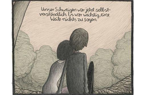 """bJugendsorgen /bLukas Jüliger erzählt in """"Vakuum"""" von einer Jugend mit Abgründen.  Foto: Reprodukt"""