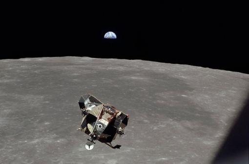 Wie eine Kamera die Mondfotografie revolutionierte