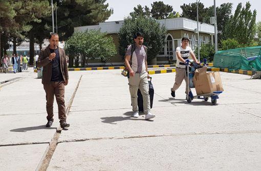 Bisher größte Flüchtlingsgruppe abgeschoben