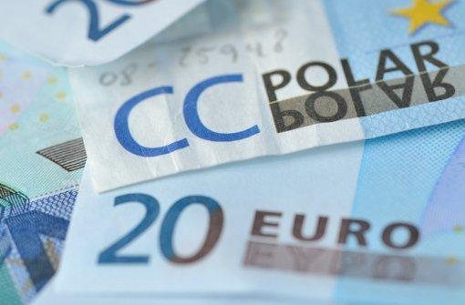 Falsche 20-Euro-Noten in Umlauf gebracht