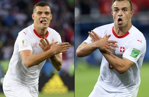 FIFA-Strafen: Schweizer und Serben kommen mit blauem Auge davon