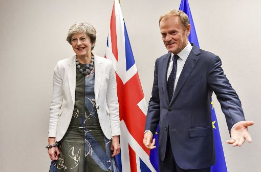 Zweite Brexit-Phase in Vorbereitung
