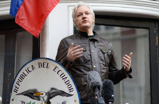 Streit zwischen Julian Assange und Ecuador verschärft sich