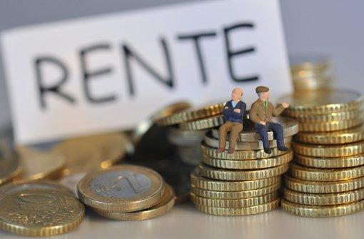 Renten steigen ab Juli kräftig